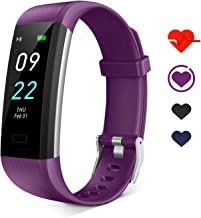Ceilein Fitness Tracker HR, Activity Tracker with Heart Rate Monitor, Sleep Monitor, Step Counter, Calorie Counter,IP68 Waterproof Smart Pedometer Watch for Men Women Kids