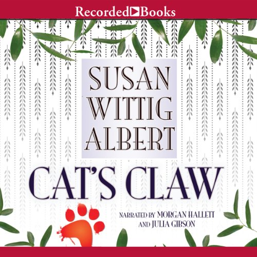 Cat's Claw audiobook cover art