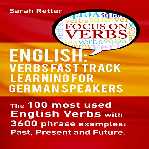 English audiobook cover art