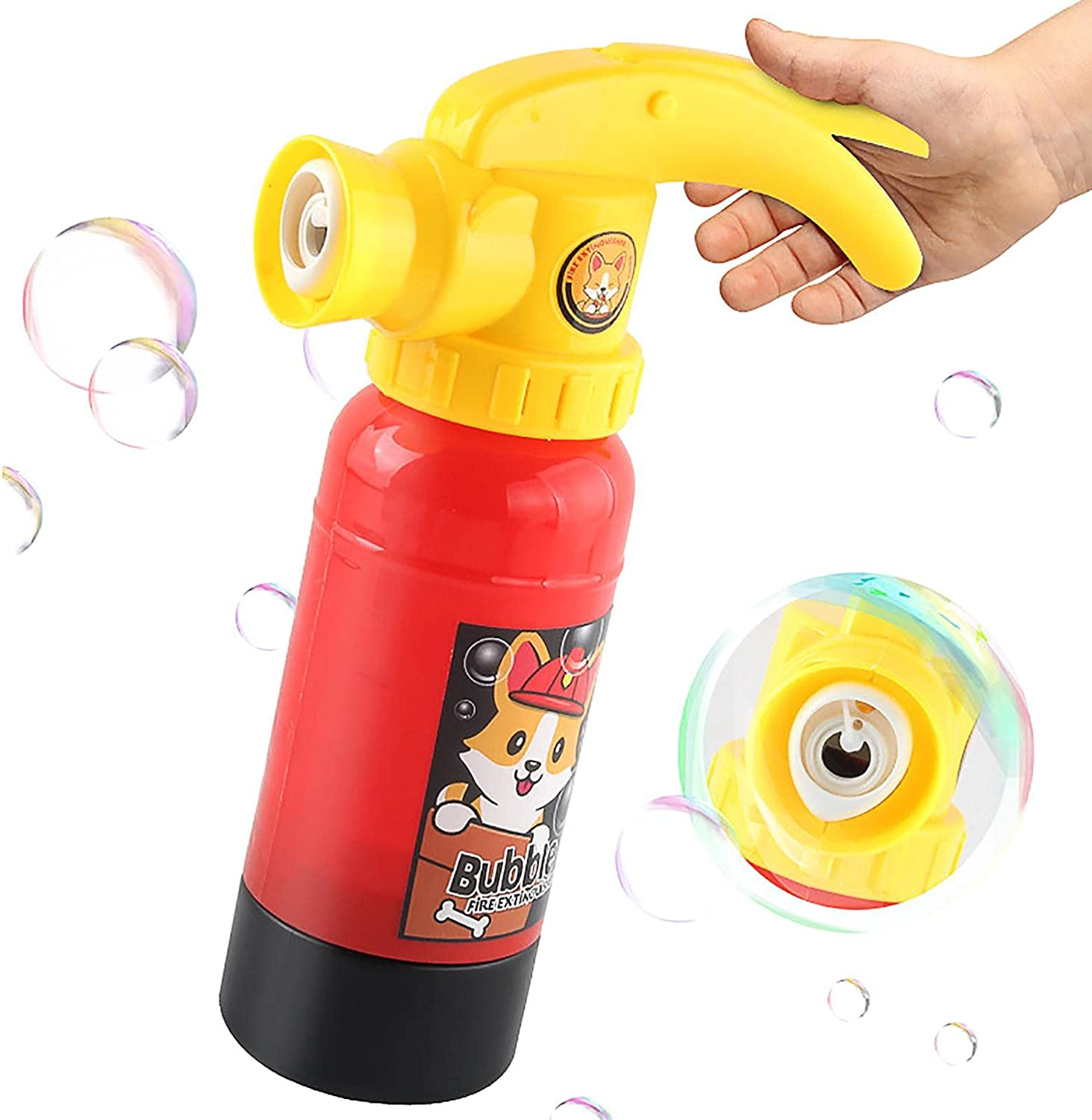 Bubble Fire Extinguisher Toy LightMusi with Detroit Mall Super sale Summer Electric