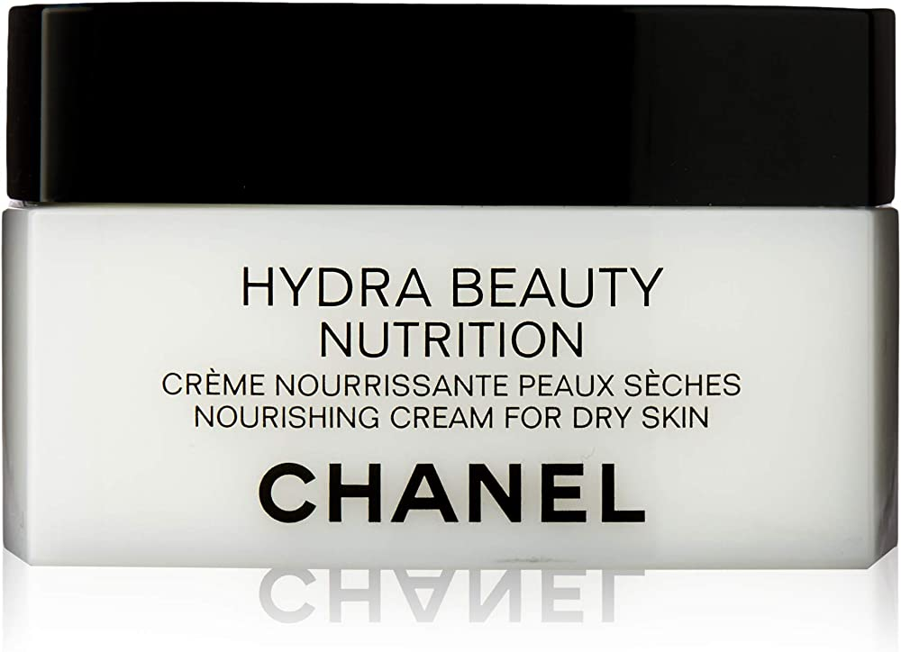 Chanel hydra beauty nutriton, crema per il corpo  donna, 50 ml 3145891430905