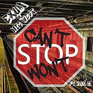 Can't Stop, Won't Stop (feat. Mel G)