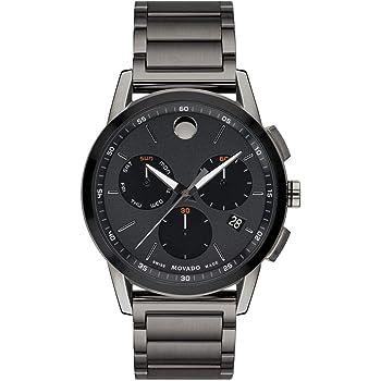 Movado Sport Chronograph Watch (Model: 0607291)
