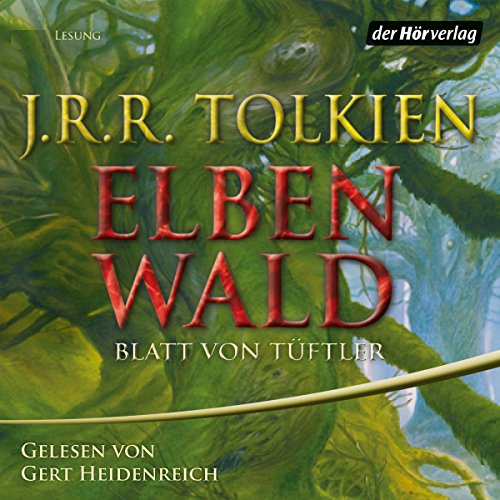 Elbenwald audiobook cover art