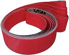 Brun VSM 756543 Bande abrasif 40 x 815 mm