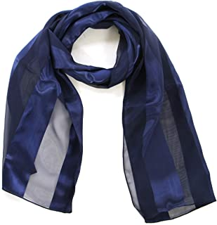 navy black neckerchief