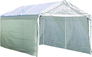 ShelterLogic SuperMax Enclosure Kit, 10 x 20 ft. (Frame and Canopy Sold Separately)