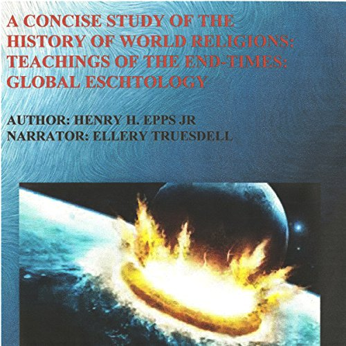 A Concise Study of the History of World Religions audiobook cover art