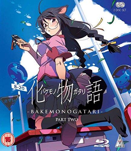 Bakemonogatari Part 2 [Blu-ray]
