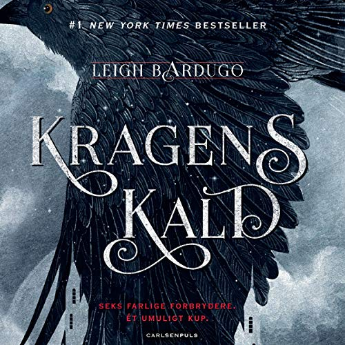 Kragens kald audiobook cover art
