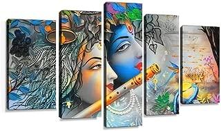 Best krishna oil painting Reviews