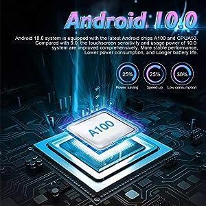"Android 10.0 Tablet 10 inch qunyiCO Y10 (10.1""), 2GB RAM 32GB Storage, 2MP+8MP Dual Camera, Quad-Core Processor…"