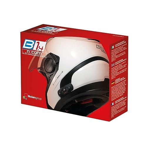 Nolan, N-COM Kit Bluetooth per moto kpl. B1.4 N104 Absolute/N104 EVO/N104/N87/N44EVO/N44/N40FULL/N40