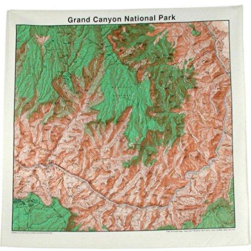The Printed Image Glacier National Park Bandanas