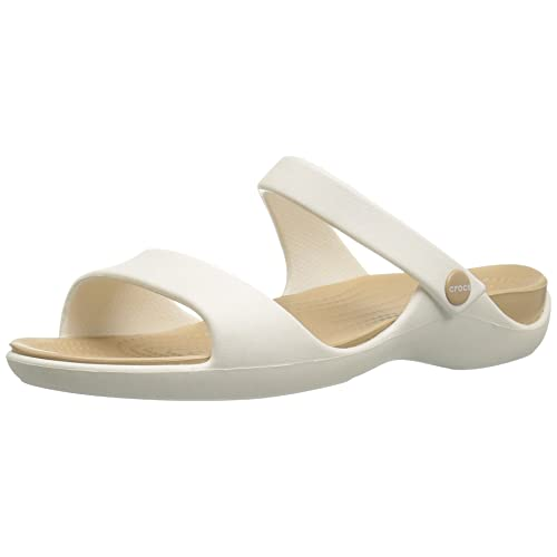 ef14ca849ce9 Crocs Women Cleo V Open-Toe Sandals