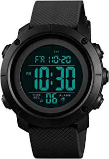 Boys Watch Digital Sports Waterproof Military Back Light Teenager Watch (Age for 11-15) 1426