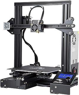 Comgrow Creality Ender 3 3D Printer Aluminum DIY with Resume Print 220x220x250mm