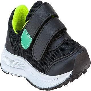 Tênis Jogging Infantil Minipasso Preto