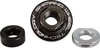 SHIMANO WH-RS61 RS21 Cono, Gris, Talla Única