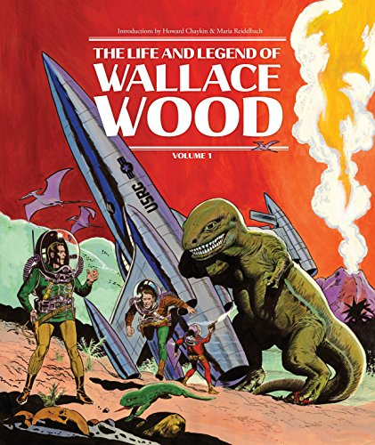 The Life and Legend of Wallace Wood Vol. 1 (English Edition)