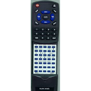 RCP5 Replacement Remote Control for SANGEAN WR3 389QL02A