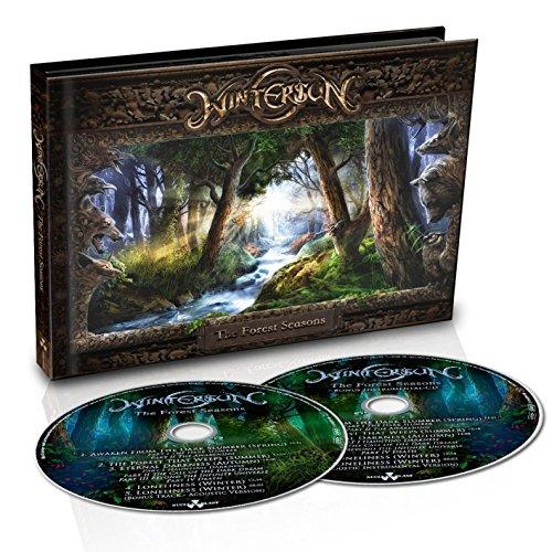 Wintersun: The Forest Seasons (Audio CD)
