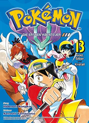 Pokémon - Die ersten Abenteuer: Gold, Silber und Kristall, Band 13