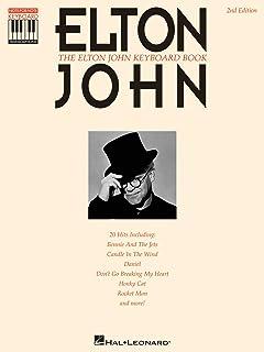 Elton John Keyboard Book