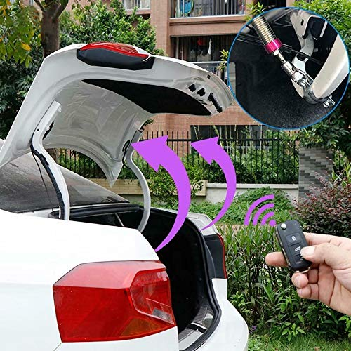 Generico Muelle de apertura automática para maletero de coche Coupe'