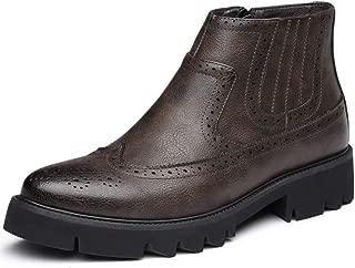 Best maroon suede chelsea boots mens Reviews