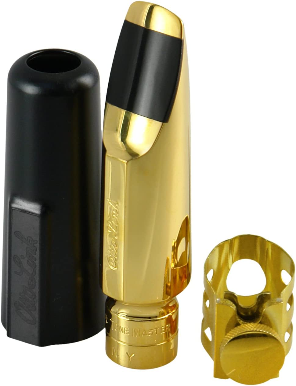 Ottolink OLMTSNY81 Metal New York Saxophone 8 Mouthpiece Tenor Super Outlet ☆ Free Shipping popular specialty store