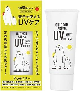 白くま アウトドア UVクリーム