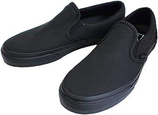 バンズ ヴァンズ クラシック スリッポン UCメーカーズ 靴 シューズ スニーカー メンズ レディース ユニセックス VN0A3MUDV7W ブラック [並行輸入品]