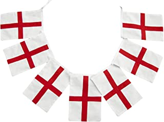 England Bunting | St George Flag Bunting [Kitchen & Home]