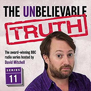 The Unbelievable Truth, Series 11 cover art