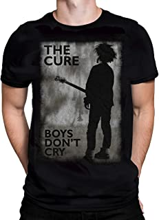 The Cure - Boys Don't Cry - Mens T-Shirt