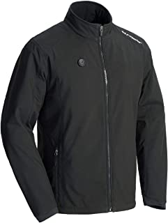 Tourmaster Synergy 7.4V Battery Heated Jacket (Medium) (Black)