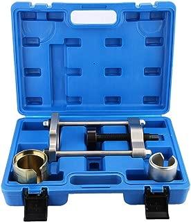 Qiilu Burappoi Bushing Removal Tool Kit,Rear Suspension Trailing Arm Bushing Removal Tool for Ford Focus/Mazda 3 Sedan/S40 MK Sedan 2003-2012