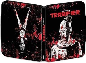 Terrifier Steelbook (DVD + Blu-ray + Limited Edition Poster)