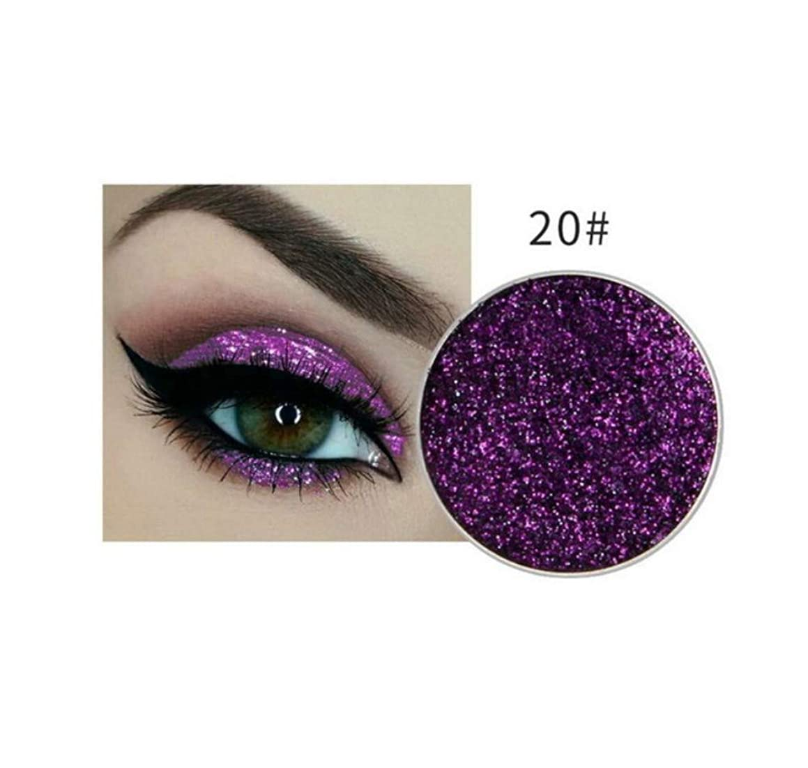LMLM Eye Shadow Shimmer Pigment Loose Powder Makeup Nude Eye Shadow Metallic Gold Eye Shadow Powder Makeup Glitter Eyeshadow