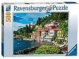 Ravensburger- Lake como, Italy Puzzle 500 Piezas, Multicolor (1)