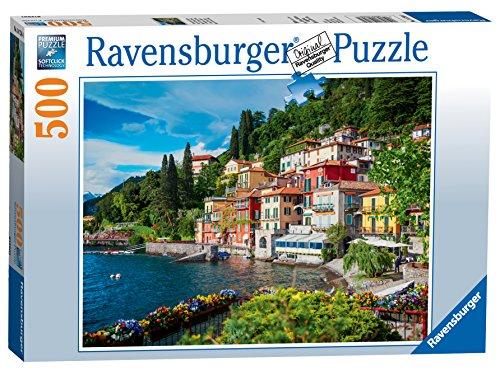 Ravensburger Italy 14756 Lago di Como, Italia Puzzle 500 Pezzi