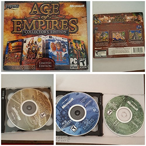 Age Of Empires - PC