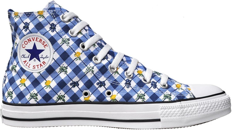 Converse Chucks All Star EU  42,5 UK 9 Limited Edition Blau Fruits 1U837