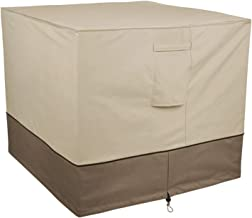 """Patio Accessories Covers for Square Air Conditioner Water-Resistant Cover,Size 36"""" Lx36 Wx30 H"""