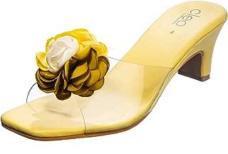 Cleo Khadim's Women's Casual Spool Heel Sandal
