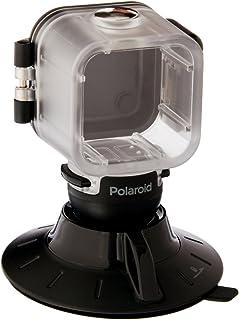 Polaroid Cube/キューブデジタルビデオアクションカメラ専用 吸盤マウントカップ 防水性カメラケース付属
