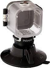 Polaroid Soporte de Ventosa para el Polaroid Cube, Cubo + HD Acción Cámara Estilo de Vida–Incluye Funda Impermeable
