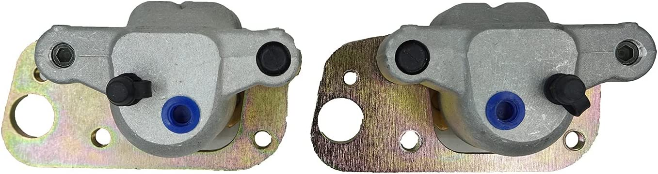 Max 83% Finally popular brand OFF ZHENDAUS Left Right Front Brake Compatible Fo With Pads Calipers