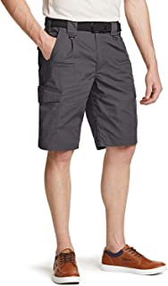 Sponsored Ad - CQR Men's On-The-Go Cargo Shorts, Lightweight Relaxed Fit Casual Shorts, Outdoor Stretch Multi-Pocket Cargo...